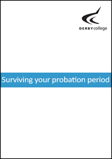 Surviving your probation period