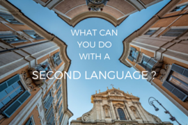 What can you do with a second language